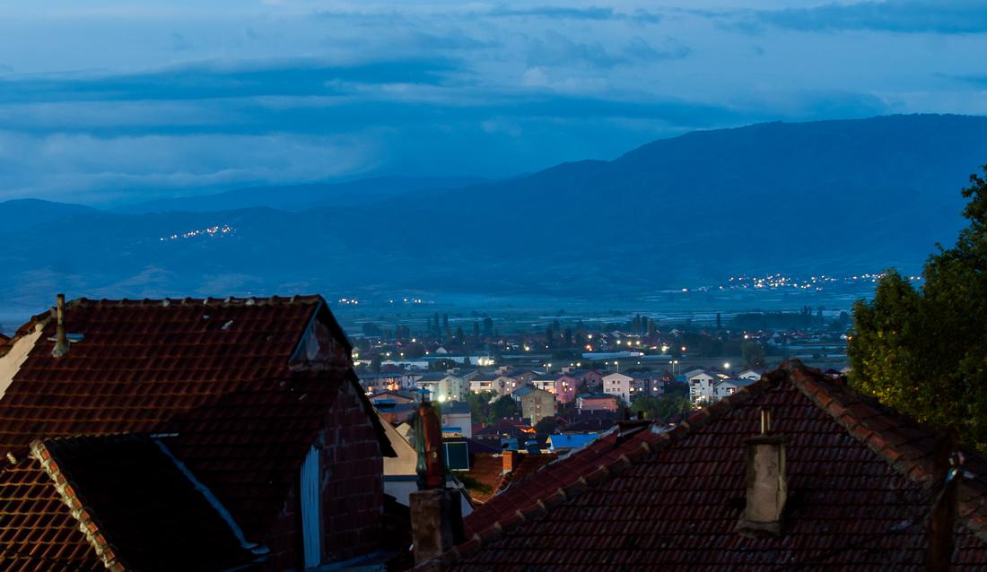 View from Pirinska